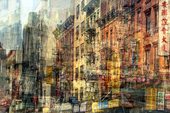 Little China (Alessio Trerotoli) Tags: nyc chinatown newyork china street urban city cityscape life photo photography abstract art arte fineart architecture buildings