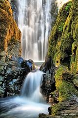 Susan Creek Falls (pandt) Tags: susancreekfalls susancreek waterfall longexposure oregon umpquahighway umpqua oudoor nature canon eos 7d slr green flickr hiking hike forest river creek water
