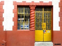 Facades of Colombia (emilioescalona) Tags: colombia bogotá southamerica facades casasantiguas puertasyventanas lifestyle house