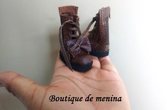Bota - Doll (Boutique de menina) Tags: bota blythe bjds bonecasarticuláveis brasil dal calçado taeyang pullip pureneemo pn sapatosparabonecas colecionadores criança baby dolls doll kids bjd