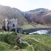 Kinbane Castle, Kinbane Headland, Ballycastle, Northern Ireland, UK