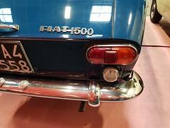 AutoMotoRetro Torino 2018 (ahellmann) Tags: automotoretro turin torino show 2018 classic car italia italy italien oldtimer messe fiere lingotto fiat 1500 familiare wagon kombi estate