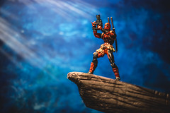CHIM--I--CH-ANG--AAAA!!! (3rd-Rate Photography) Tags: deadpool blackpanther lego marvel marvellegends minifig minifigure toy toyphotography actionfigure lionking priderock disney canon 50mm 5dmarkiii landscape jacksonville florida 3rdratephotography earlware 365