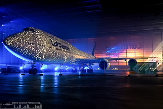 Lufthansa Explore the new Boeing 747-8 D-ABYA 07.02.2018