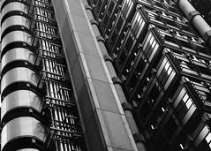 (yeezusr96) Tags: blackandwhite architecture shotoniphone iphone uk london