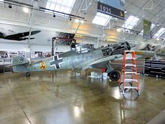 NX342FH Everett 18/09/14 (Andy Vass Aviation) Tags: everett bf109 nx342fh germanairforce