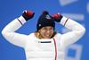 Biathlon - Poursuite femmes (France Olympique) Tags: 2018 bronzemedal coree games jeux jeuxolympiques jo korea olympic olympicgames olympics olympiques podium pyeongchang south sport sud victoryceremony winter coréedusud