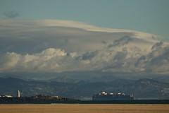 Tarifa, Andalucía (José Rambaud) Tags: tarifa cádiz andalucía clouds cloudscape nubes weather seascape sea mar rif marruecos maroc morocco straitofgibraltar estrechodegibraltar