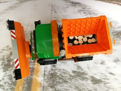 17IMG_20180217_151612 (maxims3) Tags: lego city 60083 snowplough truck снегоуборочная машина traffic обзор review