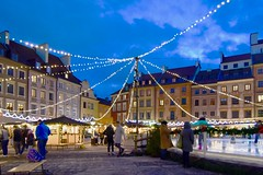 Market Place, Old Town, Warsaw, Poland (leo_li's Photography) Tags: unescoworldheritagesites market polska icerink warsaw poland europe 波蘭 華沙