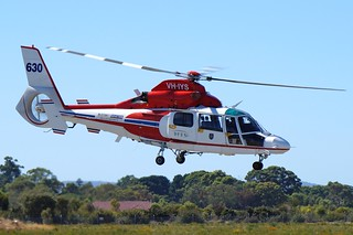 VH-IYS Eurocopter AS365 Dauphin
