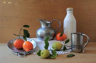 The Memory of Citrus Fruit