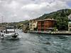 Traditional Yali (Tony Tomlin) Tags: bosphorus istanbul turkey yali sea ocean straight tourboat