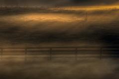 Sun rays in the Fog (Klaus Ficker --Landscape and Nature Photographer--) Tags: fog sunrise morning morninglight nebel beauty nature natur kentuckyphotography klausficker usa kentucky canon eos5dmarkii