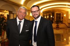 Marco Buticchi e Riccardo Mortandello
