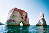 Raouche Rock (Jack R. Seikaly Photography) Tags: raouche rock bayrock beirut lebanon infrared ir infrarouge multicolor sea formation hole blue color jack seikaly jrseikaly photography
