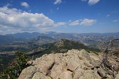Lilly Mountain (DavetheHiker) Tags: colorado co rockymountainnationalpark rmnp nationalpark usnationalpark hiking mountains rockymountains rockies lillymountain view vista