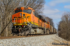 BNSF 6291 | GE ES44AC | NS Memphis District (M.J. Scanlon) Tags: norfolksouthern nsmemphisdistrict nsmemphisdistrictwestend scanlon mojo mjscanlonphotography ns bnsf6291 ge es44ac ns734 734 loaded coal bnsfrailway bnsf burlingtonnorthernsantafe burlingtonnorthernsantaferailway collierville tennessee tree sky digital merchandise commerce business wow haul outdoor outdoors move mover moving canon eos engine locomotive rail railroad railway train track horsepower logistics railfanning steel wheels photo photography photographer photograph capture picture trains railfan