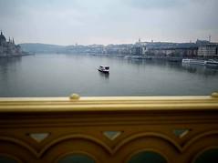 Sailing on the Danube (mariaritam) Tags: boat danubio danube budapest enchanted