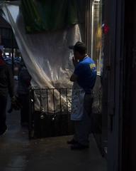 Smoke Break (Alexander Marte Reyes) Tags: smoking nikond750 newyorkcity chinatown people streetphotography nightphotgraphy withmytamron