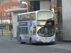 First Greater Manchester 37431 MX58DZD Rochdale Interchange on 471 (1280x960) (dearingbuspix) Tags: first firstgreatermanchester mx58dzd 37431