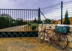 ZamoBike de Huerto (57/365) (Walimai.photo) Tags: bike bici bicicleta bicycle zamora elcubodetierradelvino spain españa lx5 lumix panasonic caminodesantiago víadelaplata