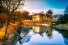 Reflection (Maria Eklind) Tags: kungsparken canal casinocosmopol building malmö sky himmel reflection spegling kanal outdoor water architecture sweden winter skånelän sverige se