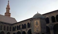 lot 10000011111 (foundin_a_attic) Tags: mosque damascus syria umayyad minaret