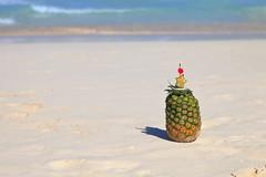 sabor a caribe (jvcluis) Tags: sabor caribe piña carambola cereza agua frutas mar arena playa punta cana republica dominicana