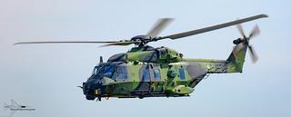 Finnish Army NH90 TTH