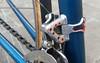Ortelli 1964 strada (theframeteller) Tags: ortelli campagnolo mafac top63 columbus georgfischer cinelli eroica italy steel roadbike bici strada vintage acciaio pista fixie