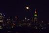 January Wolf Moon, NYC ([ raymond ]) Tags: chryslerbuilding cityscape empirestatebuilding january moon newyork night nyc skyline snowmoon wolfmoon img7040