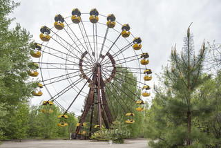 ferris wheel chernobyl