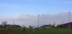 Mousehole 1, New Inn Titans 2, Cornwall Junior Cup 4th round, January 2018 (darren.luke) Tags: cornwall cornish football landscape nonleague grassroots mousehole fc new inn titans