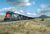 SP 9395 Coal Load at Greenland, CO 10-93 (blupenny99) Tags: southernpacificrr sp espee trains railroads colorado greenlandco