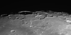 20180129 Pythagoras Sunrise (Roger Hutchinson) Tags: pythagoras anaximander babbage craters moon space astronomy astrophotography asi174mm celestronedgehd11