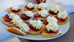 Mother's Day 2017 (Sandy Austin) Tags: panasoniclumixdmcfz70 sandyaustin gleneden westauckland auckland northisland newzealand food homemade pikelets jam cream