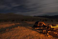 Eureka Dunes Campground (Gerrit Berlin) Tags: californien desert dunes entspannung eureka eurekadunes fujixt1 outdoor outdoorphotography roadtripusa convention gear holidays schnappschuss sights sightseeing urlaub vacation fujiberlin lightshow naturpark nature
