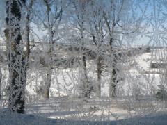 voilage (sabine-43) Tags: neige