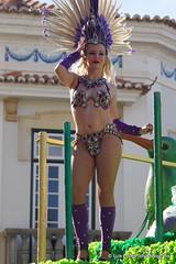 Carnaval de Loulé 2018 (flight69) Tags: facebookcomfotossinteses flickrcomflight69 flight69gmailcom luislopessilvafotografia pentax carnaval carnival carnevale karneval people passista samba loulé blonde parade model outdoors event eventidafotografare algarve