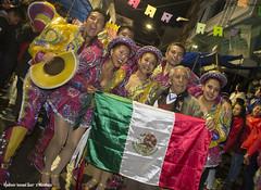 Caporales Centralistas - Bloque México (zombyy) Tags: carnaval 2018 oruro bolivia caporales
