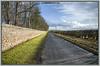 Paxton-Stone wall_DSC0454 copy (dark-dawud) Tags: paxton scottish borders slow scottishborders scotland woodenpowerpylons beachhedge stonewall