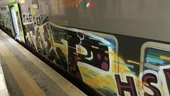 #stolenstuff #graffitiblog #check4stolen #flickr4stolen #vivalto #graffititrain #graffiti #benching #instagraff #trainbombing (stolenstuff) Tags: instagram stolenstuff graffiti graffititrain benching