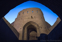 Narin Castle, Meybod, Yazd Province, Iran (Feng Wei Photography) Tags: ancient night meybod brickwall nopeople landmark clearsky famousplace builtstructure iran iranianculture travel outdoors horizontal fort islamicculture castle middleeast lowangleview islam persian facade citadel islamic oldruin yazdprovince ancientcivilization traveldestinations architecture colorimage persianculture tourism narincastle archaeology yazd irn