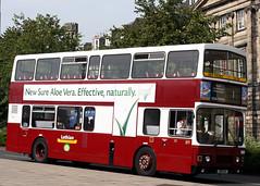 811 G811 GSX (Cumberland Patriot) Tags: lothian buses edinburgh midlothian leyland on2r56c13z4 on11521 olympian alexander rh h5130d 811 g811gsx step entrance double deck decker bus derv diesel engine road vehicle public transport