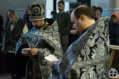 Уставные богослужения 1-ой седмицы Великого Поста