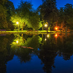 Robert Emmerich - 105 NLE Long exposure with nice reflections in Meiningen - Germany thumbnail