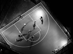 (Cyrill Voegtlin) Tags: nba game bangkok above snapseed basketball travel