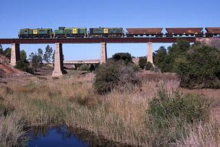 Crossing the Gilbert River