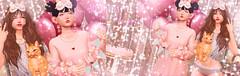 #534 (Tomoyo Owner Pink Unicorn 智代) Tags: taketomi { etoile } chromastar the epiphany more osmia